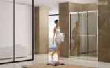 シャワー室のための贅沢なフレームのシャワー・カーテンのシャワーのドア
