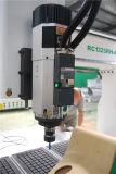 木工業CNCのルーターの中国からの回転式4つの軸線の彫版機械
