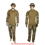 La caza del ejército de camisa uniforme Camouflagedress Bdu uniformes ropa militar