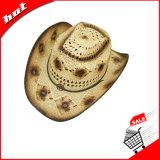Sombrero de la manera del sombrero del papel de sombrero de paja del sombrero de vaquero