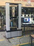 Máquina elástica eletrônica do teste para o fio de aço 10kn
