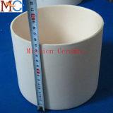 Crogiolo di ceramica dell'allumina lavorabile alla macchina di alta precisione