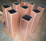 中国の工場は銅管を形成させる