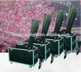 Машина Confetti циклончика СО2 влияния этапа 1000W бумажная