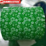 최신 도매 또는 꽃 패턴 또는 인쇄된 강철 코일 또는 최고 가격