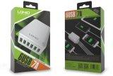 7A 6 переходника заряжателя USB USB Port Univeral для мобильного телефона