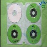 Bilden-zu-Ordnung nichtgewebter Zubehör-Typ CD Deckel-Gewebe