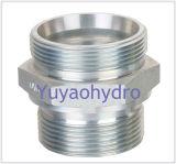 (DIN2353) Metrischer männlicher Verbinder-hydraulischer Bissen-Typ Rohranschlüsse