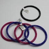 Preiswertes Personalized Silicone Bracelets für Promotion (PT2012-3)
