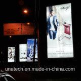 Образ носителя рекламы алюминиевая рама прокрутка Mupy светодиодная лампа освещения поля для использования вне помещений Реклама на щитах