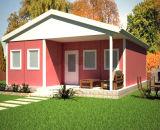 Casa de aço clara da casa de campo/casa Prefab