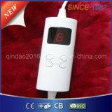Coperta eccessiva elettrica delle Calore-Regolazioni di alta qualità 6 con il generatore d'impulsi regolabili