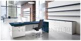 Blauer unbedeutender Mittelmeerentwurfs-moderner Executivmanager-Schreibtisch (SZ-OD201)