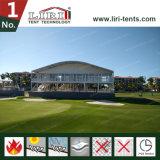2016年のプエルトリコPGAのゴルフイベントのための贅沢な屋外のArcumの屋根VIPのラウンジの二重デッカーのテント
