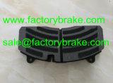 トラックの部品ブレーキパッドWva 29195/29175の商用車ブレーキパッド
