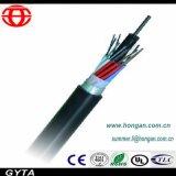 Câble de fibre optique à 24 fils de base avec une seule gaine