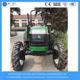 Trator de exploração agrícola elétrico de Agricultral 55HP mini/jardim/estojo compato/gramado/pequeno/trator de passeio com roda da almofada