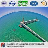 Тяжелая стальная структура для морского масла Driling