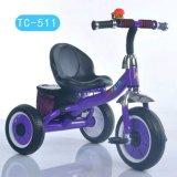 Tricycle de bébé, tricycle d'enfants de tricycle de gosses avec la musique et lumière 518