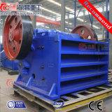 Дробилка шахты Китая для каменной задавливая машины дробилкой челюсти