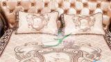 Las fundas de almohadas clásica de color impresas