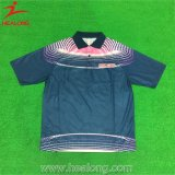 Uniforme di golf stampata Digital dell'inchiostro dell'inclusione di Healong