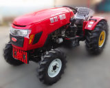 Low Price를 가진 소형 Tractor 55HP 4WD Tractor