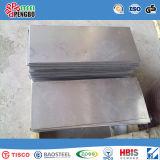 Feuille enduite d'acier inoxydable de 304 couleurs pour le matériau de construction