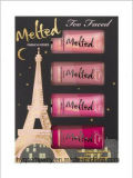 Nieuw Merk 4 de Langdurige & Waterdichte Lipgloss Vloeibare Lippenstift van Kleuren Vloeibare Lipgloss 4PCS/Set