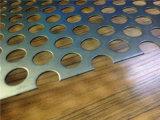 Lo strato perforato Ss/Copper/Alumionum/ha perforato la lamina di metallo per la decorazione & la costruzione