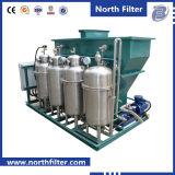 Pianta di separazione dell'acqua dell'olio idraulico
