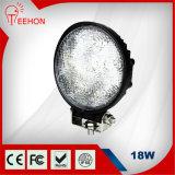 18ワット円形LEDのヘッドライト