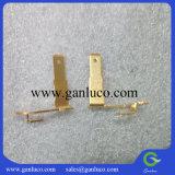 Прессформы штемпелюя плашек электрического шага частей металла штепсельной вилки прогрессивные