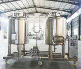 Mini micro strumentazione domestica della fabbrica di birra della birra di uso 100L