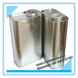 1liter F様式の出版物のふたが付いている白い缶