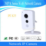 Cámara de vídeo del IP Digital del CCTV Wi-Fi de la seguridad de Dahua 3MP (IPC-K35)