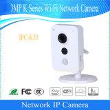 Dahua 3MPの機密保護CCTV WiFi IPデジタルのビデオ・カメラ(IPC-K35)