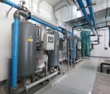Tubo di aria di alluminio appiattito