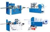 machine van de Omslag van het Servet van het Servet van 800PCS/Min de Machinaal gedrukte In reliëf gemaakte