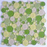 Mosaico di cristallo per la piscina