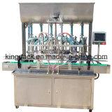 Machine de remplissage liquide de machine/pétrole de remplissage de pâte de bouteille automatique/lubrification de la machine de remplissage
