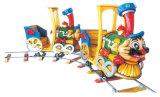 Macchina del parco di divertimenti del treno elettrico della sosta sulla promozione (HD-10401)