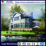조립식 간이 건축물 팽창할 수 있는 콘테이너 집을 접히는 살아있는 강철 프레임