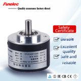 Codificatore di asta cilindrica rotativo incrementale solido personalizzato