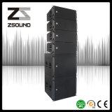 Sistema sano audio profesional del equipo del altavoz