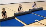 Rubber Gym Mat, Professional Playground Protector Indoor Gym Mat