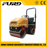 Compressor Vibratory pequeno do asfalto do cilindro do dobro do rolo de estrada (FYL-900)