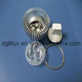 La précision en aluminium de boîtier de projecteur de Dongguan DEL des pièces de moulage mécanique sous pression