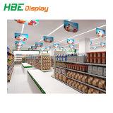 Scaffalatura commerciale della gondola del supermercato per gli Stati Uniti