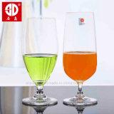 tazza e tazza di vetro del calice 400ml per la bevanda bevente, vino, succo di frutta